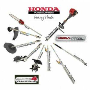 Versatool Attachments (Honda)
